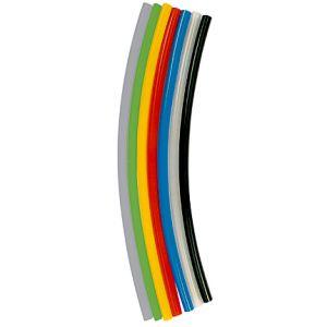 Polyurethane hose calibrated