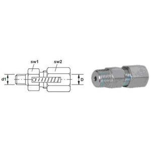 Check valve, Connector