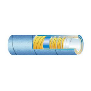 Suction hose for foodstuffs