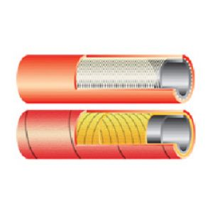 Acetylene welding hose EN 559