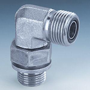 W90 HROK HJOF - Screw-in socket, angle 90°