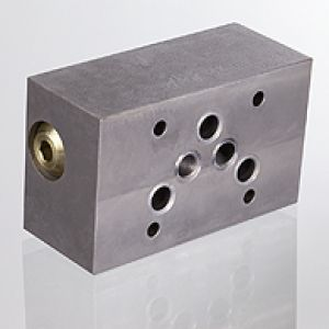 Choke valves NG10 HK ZRD