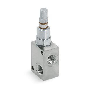 Overload valve (overflow)
