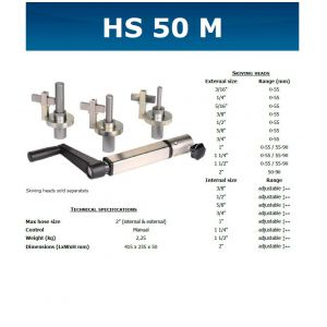 HS 50M