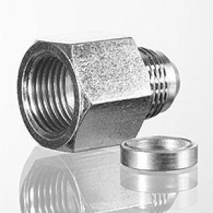 MVR HJ - Pressure gauge connection sockets