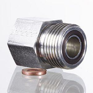 MVR HJOF - Pressure gauge connection sockets