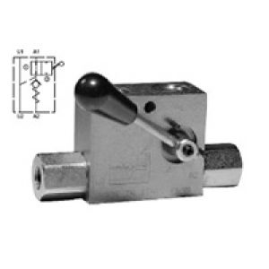 Operated Check Valve + BY-PASS
